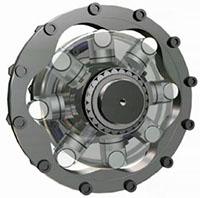 Black Bruin Lsht Radial Piston Motors