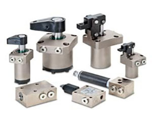 70 Bar - Low Pressure Workholding
