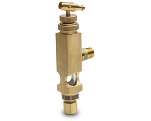 Toggle Valves - Angle Pattern