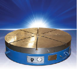 Precision -air -bearing -rotary -tables