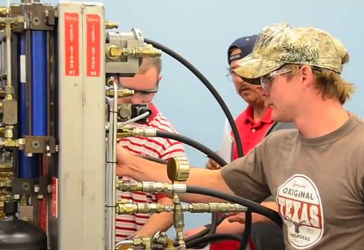 Hands-on Training - Womack Machine Supply Company