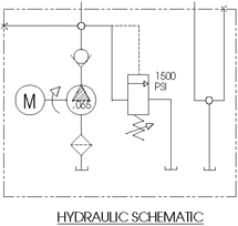 concentric ac power units womack machine supply company rh womackmachine com hydraulic power unit electrical schematic hydraulic power unit schematic diagram