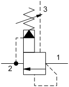SUN Hyd _Valve _Relief _Ventable _Pilot Operated _Balanced Poppet