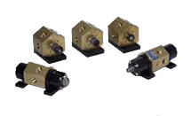 Lexair Hi-Cyclic mechanically operated directional control valves